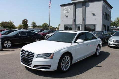 2013 Audi A8 L for sale in Woodbridge, VA