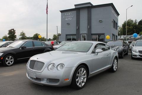 2006 Bentley Continental GT for sale in Woodbridge, VA