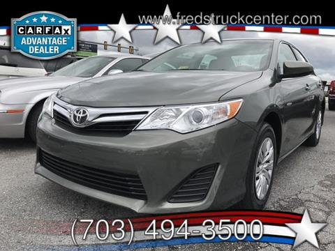 2014 Toyota Camry for sale in Woodbridge, VA
