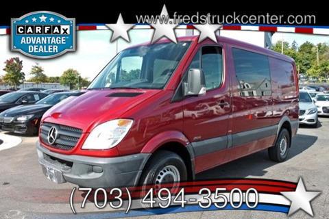 2011 Mercedes-Benz Sprinter Cargo for sale in Woodbridge, VA
