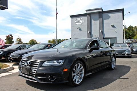 2013 Audi A7 for sale in Woodbridge, VA