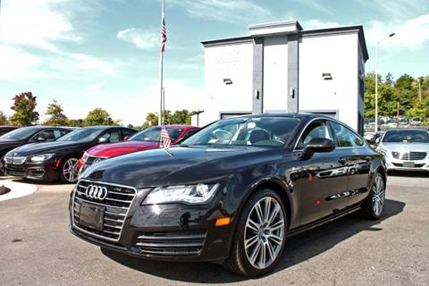 2014 Audi A7 for sale in Woodbridge, VA