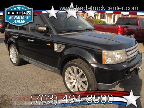 2008 Land Rover Range Rover Sport for sale in Woodbridge, VA