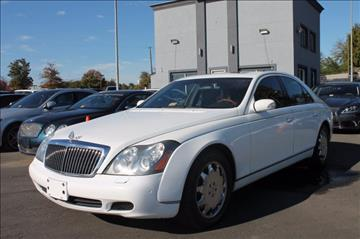 2005 Maybach 57 for sale in Woodbridge, VA