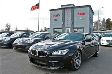 2014 BMW M6 for sale in Woodbridge, VA