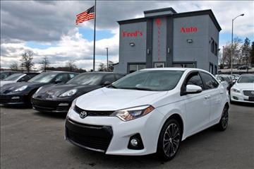 2014 Toyota Corolla for sale in Woodbridge, VA
