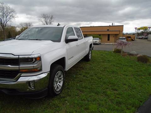 2016 Chevrolet Silverado 1500 for sale in Waterford, MI