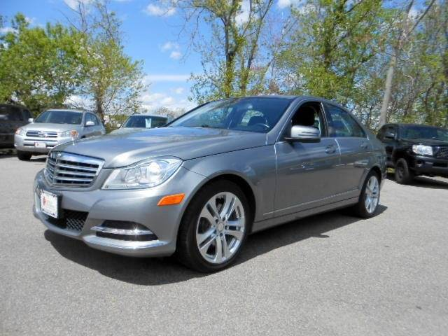 2013 Mercedes-Benz C-Class AWD C 300 Luxury 4MATIC 4dr Sedan - Framingham MA