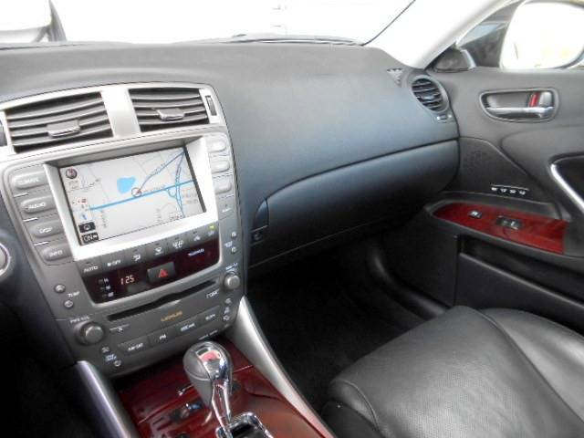 2007 Lexus IS 250 AWD 4dr Sedan (2.5L V6 6A) - Framingham MA