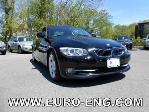 2011 BMW 3 Series for sale in Framingham, MA