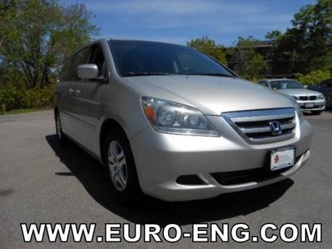 2007 Honda Odyssey for sale in Framingham, MA