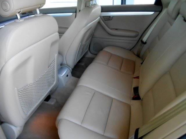 2008 Audi A4 AWD 2.0T Avant quattro 4dr Wagon (2L I4 6A) - Framingham MA