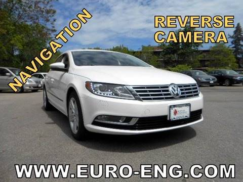 2014 Volkswagen CC for sale in Framingham, MA