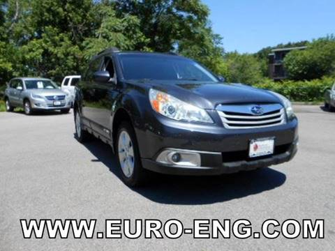 2011 Subaru Outback for sale in Framingham, MA