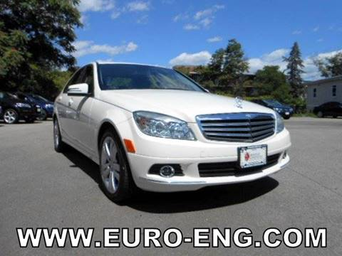 2010 Mercedes-Benz C-Class for sale in Framingham, MA