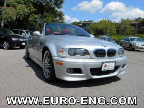 2004 BMW M3 for sale in Framingham, MA