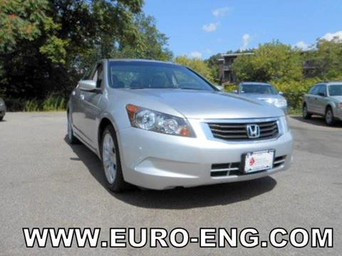 2009 Honda Accord for sale in Framingham, MA