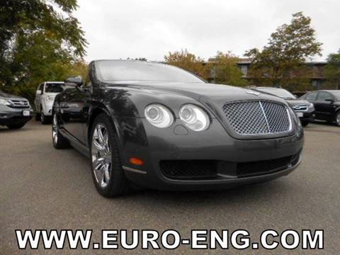 2008 Bentley Continental GTC for sale in Framingham, MA