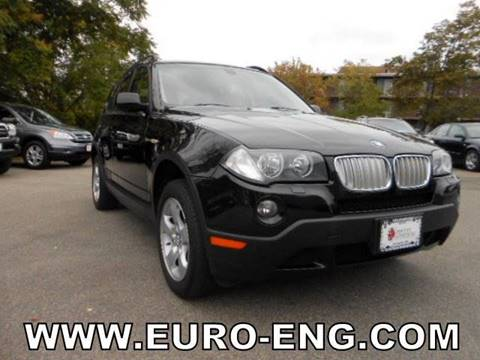 2008 BMW X3 for sale in Framingham, MA