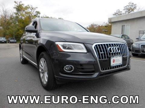 2015 Audi Q5 for sale in Framingham, MA