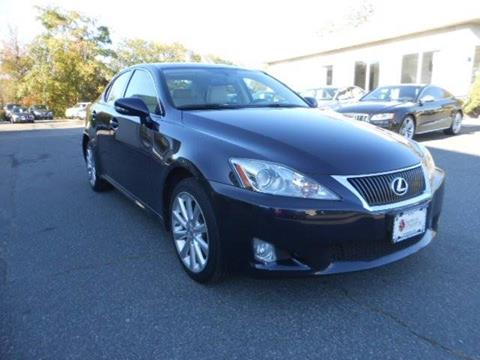 2010 Lexus IS 250 for sale in Framingham, MA