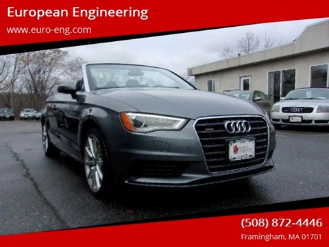 European Engineering Used Cars Framingham Ma Dealer