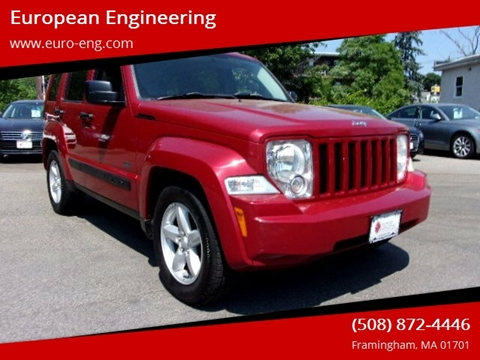 2009 Jeep Liberty for sale in Framingham, MA