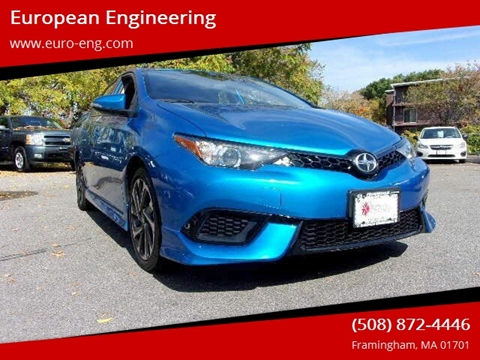 2016 Scion iM for sale in Framingham, MA