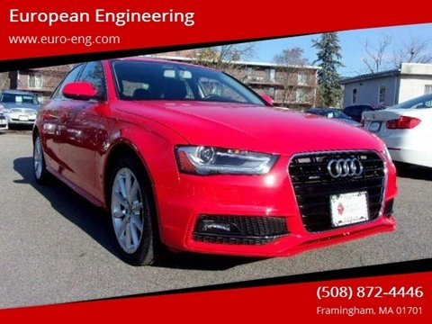 2015 Audi A4 for sale in Framingham, MA