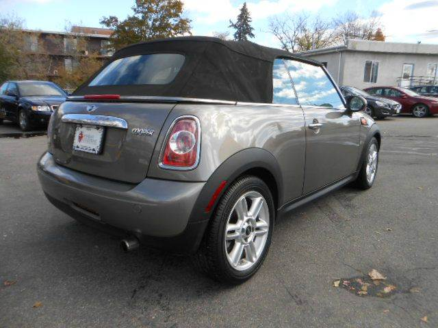 2012 MINI Cooper Convertible Base 2dr Convertible - Framingham MA