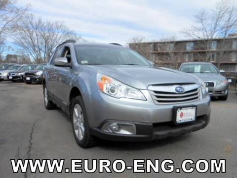2011 Subaru Outback for sale in Framingham, MA