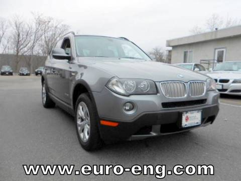 2010 BMW X3 for sale in Framingham, MA
