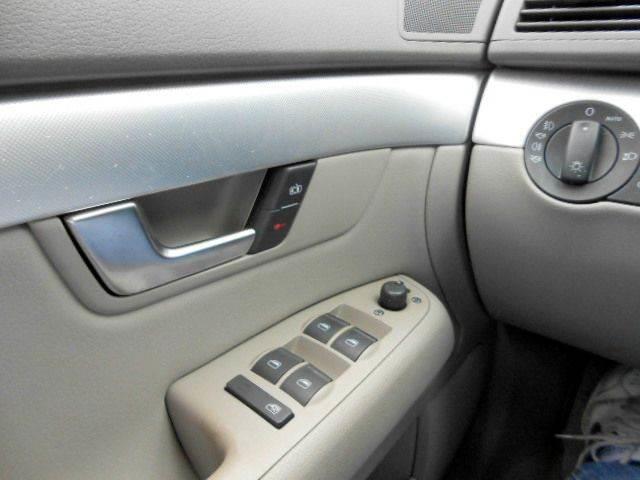 2007 Audi A4 2.0T quattro AWD 4dr Sedan (2L I4 6A) - Framingham MA
