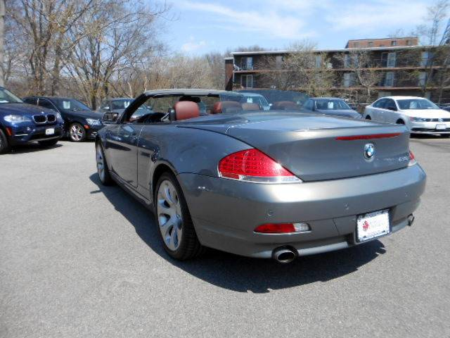 2006 BMW 6 Series 650i 2dr Convertible - Framingham MA