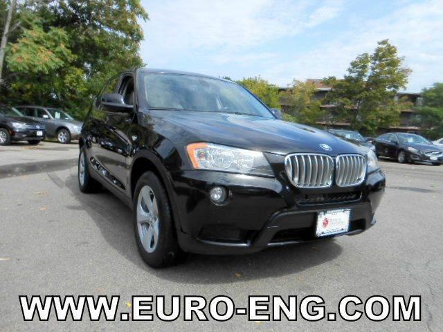 2011 BMW X3 xDrive28i AWD 4dr SUV - Framingham MA