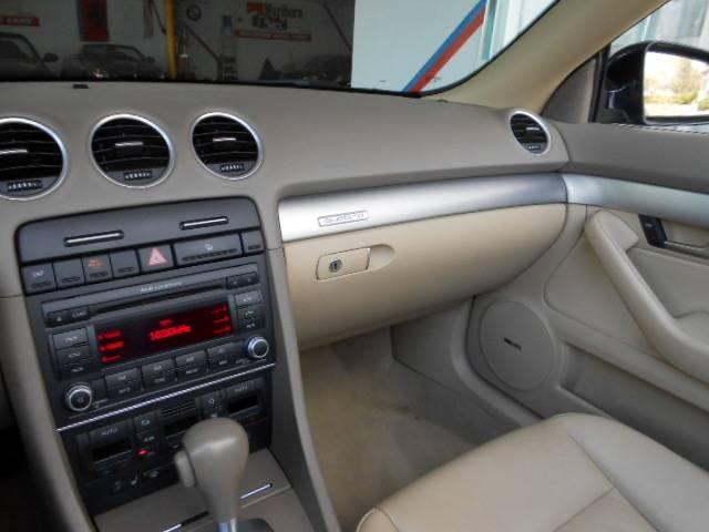 2007 Audi A4 AWD 2.0T quattro 2dr Convertible (2L I4 6A) - Framingham MA
