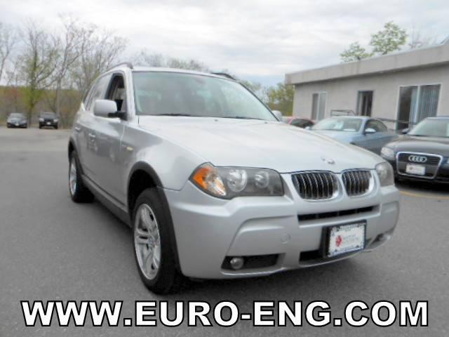 2006 BMW X3 AWD 3.0i 4dr SUV - Framingham MA