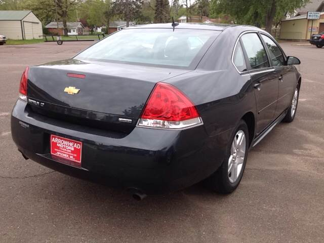 2016 Chevrolet Impala Limited LT Fleet 4dr Sedan - Spooner WI