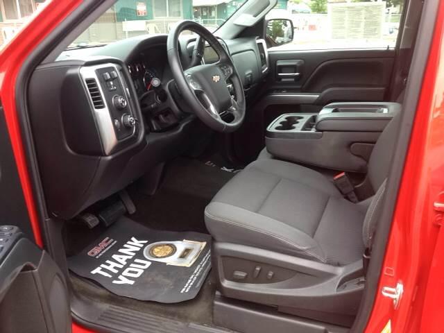 2016 Chevrolet Silverado 1500 4x4 LT 4dr Crew Cab 5.8 ft. SB - Spooner WI