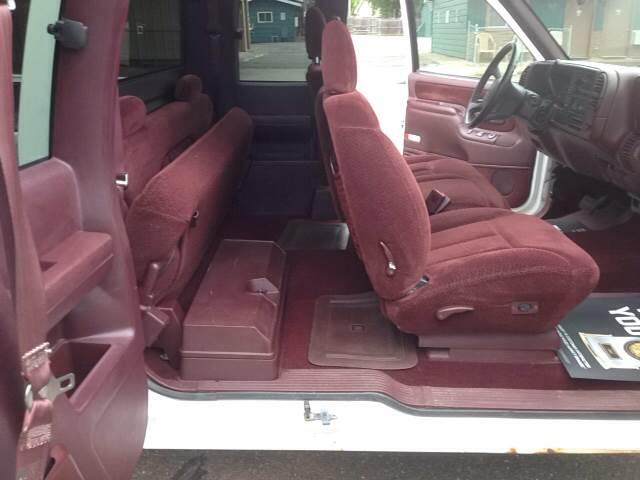 1998 Chevrolet C/K 1500 Series 2dr C1500 Silverado Extended Cab SB - Spooner WI