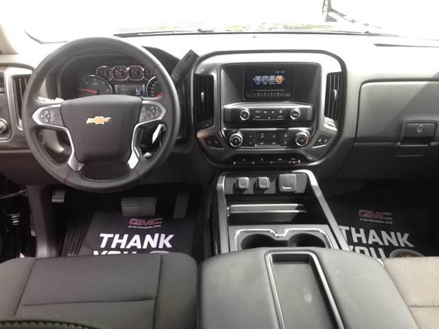 2015 Chevrolet Silverado 1500 4x4 LT 4dr Crew Cab 6.5 ft. SB - Spooner WI