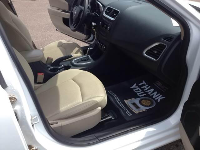 2013 Dodge Avenger SE 4dr Sedan - Spooner WI