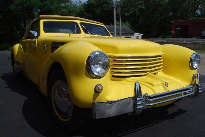 1969 Cord Convertible  - Kalamazoo MI