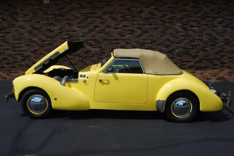 1969 Cord Convertible