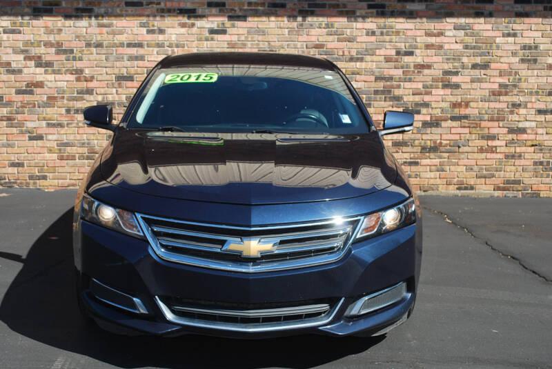 2015 Chevrolet Impala LT 4dr Sedan w/2LT - Kalamazoo MI