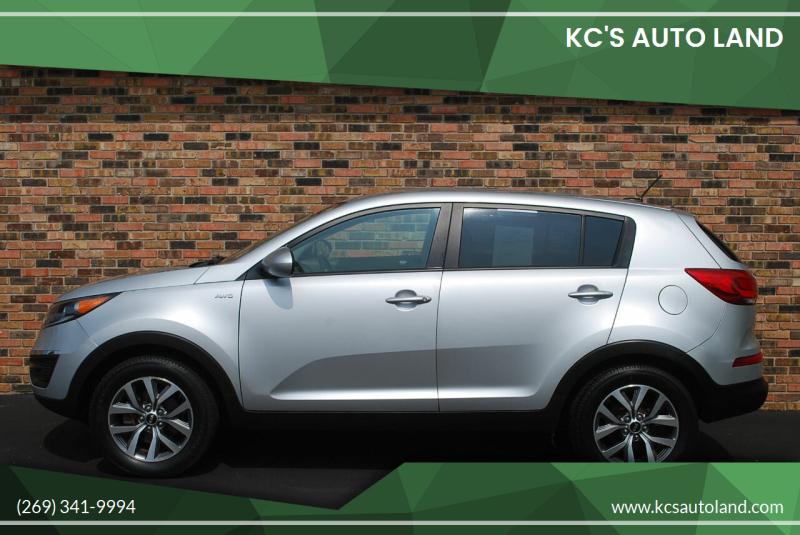 2014 Kia Sportage AWD LX 4dr SUV - Kalamazoo MI