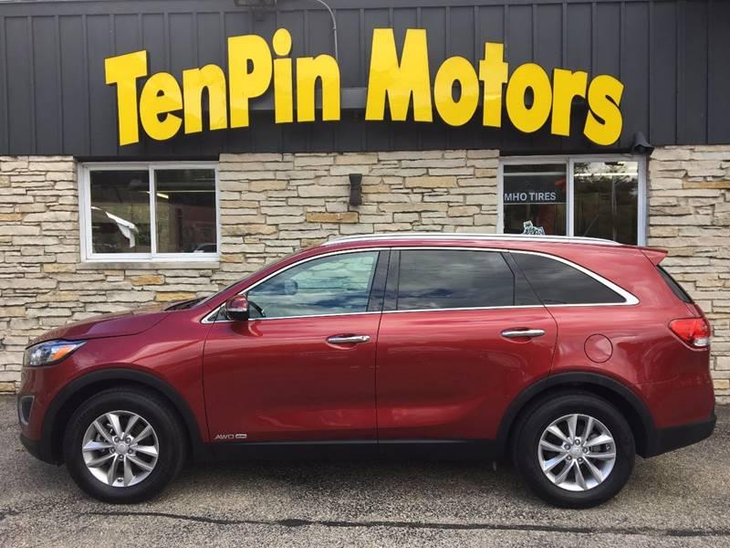 Tenpin Motors Llc Used Cars Fort Atkinson Wi Dealer
