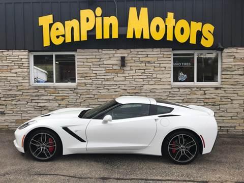 2016 Chevrolet Corvette for sale in Fort Atkinson, WI