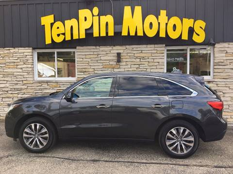 2014 Acura MDX for sale in Fort Atkinson, WI