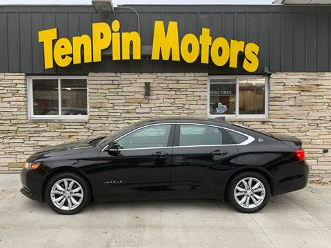 2019 Chevrolet Impala for sale at TenPin Motors LLC in Fort Atkinson WI
